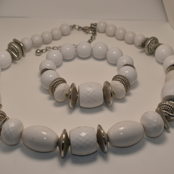 Jewelry - necklace and bracelet